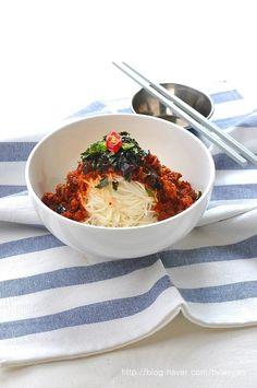 백종원 비빔국수~백종원 비빔국수 양념장, 백종원 레시피 – 레시피 | Daum 요리