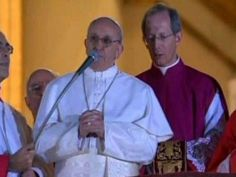 New Pope Francis 3/13/13