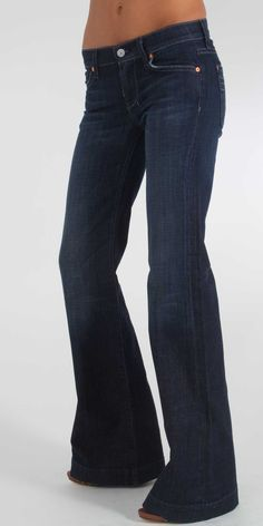 7 for all Mankind dojo jeans | Picture sizes, Dojo and Wide legs