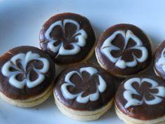 Brabantské dortičky s maceškou