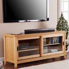 Southern Enterprises Ives TV Media Stand