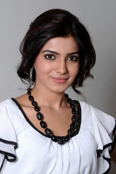 Samantha Ruth Prabhu (Telugu actress)