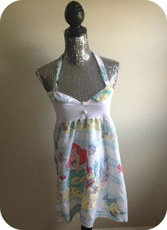 Hey, I found this really awesome Etsy listing at https://www.etsy.com/listing/130358131/vintage-little-mermaid-ariel-disney