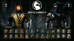 Mortal Kombat X Experience the Next-gen Fight!