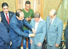 Sisi meets Challenger disability and confirms their interest and their right to a decent life