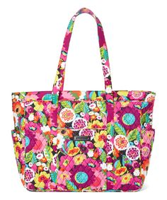 539b3a52f094 Feel free to get carried away on a shopping spree with this tote that can  fit
