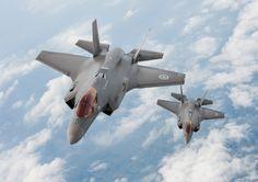 F-35 Lightning II Stealth Fighter