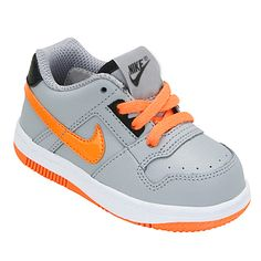 For your toddler that's always on the move, there's DELTA FORCE by #NIKE