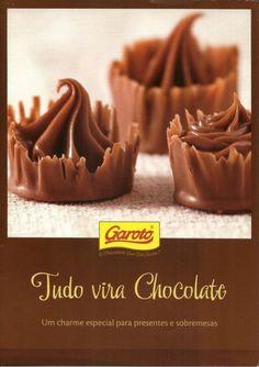 TUDO VIRA CHOCOLATE - Apostila da Garoto
