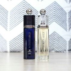 Cazabella fragrances Agreeable Black (left) - Eau de Parfum 100ml @ R250    & Agreeable Gold (right) - Eau de Parfum 100ml @ R250    #fragrances ronel.cazabella@yahoo.com Fragrances, Convenience Store, Gold, Black, Water, Convinience Store, Black People, Yellow
