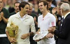 Roger Federer - Andy Murray