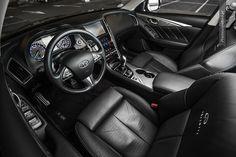 Infiniti Q50S Hybrid AWD interior #hybrid #infiniti #q50 #interior http://premiummoto.pl/08/09/infiniti-q50s-hybrid-awd-nasza-sesja
