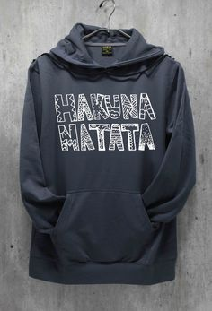 Hakuna Matata Shirt The Lion King Shirt Hoodie Hoodies Sweatshirt Sweater Unisex on Etsy, $29.00