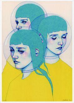 The Irony - A4 print | Natalie Foss