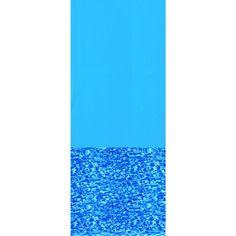 I'm learning all about Swim Time Swimline Round Swirl Bottom Overlap Pool Liner at @Influenster!