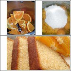 Le ricette di Valentina & Bimby: PLUM CAKE ALL'ARANCIA