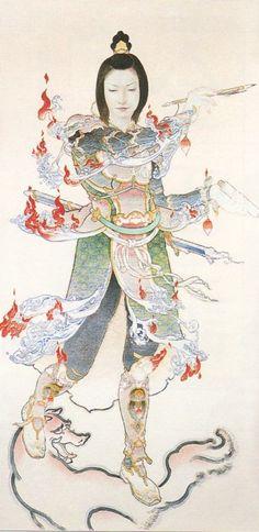 YAMAGUCHI Akira, Japan 山口晃 (born 1969 in Tokyo).