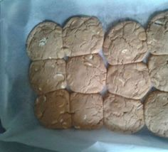 Gooey white chocolate cookies | BBC Good Food Gooey Cookies, White Chocolate Cookies, Bbc Good Food Recipes, Healthy Recipes, Vanilla Essence, Tray Bakes, Cooking Time, Brown Sugar, Nom Nom