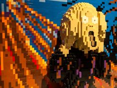 The Art of the Brick, opere d'arte fatte con i LEGO – per la prima volta in Italia
