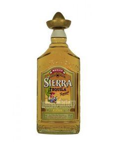 "Sierra Tequila ""Gold"" reposado 1,0 Liter"