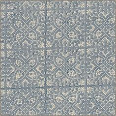 Grey Paola from Aleta #fabric #blue. Thank you to @Tokyo Jinja for introducing me to Aleta on her blog!