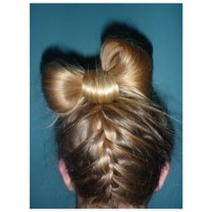 100 Amazing Hairstyles ❤ liked on Polyvore featuring hair