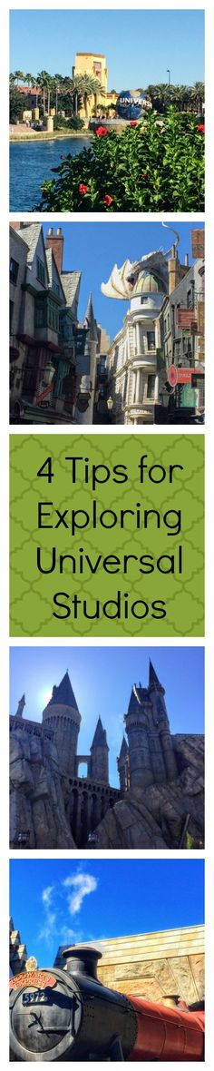 Tips for Visiting Universal Studios in Orlando