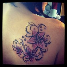 """20 Likes, 1 Comments - Outi (@_outi) on Instagram: """"Ready, love it^^ #tattoo#lily#lilytattoo#"""""""
