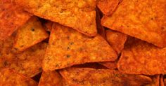 Craving a big bag of Doritos?? With this recipe you can turn any snack into your favorite nacho cheese chips...