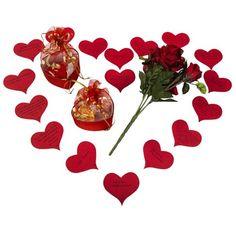 Çikolata, romantik sözler ve yapay mini çiçek demetinin harika birleşimi karşınızda. Romantikliğinizi kanıtlayabileceğiniz her şey bu sepetin içinde yer alıyor. Üzerinde aşk sözcükleri yazan kalpli kağıtlar, kalp şeklindeki çikolatalar ve kırmızının insanı aşka davet eden o duygu dolu rengi… Sevgilinize sahip olabileceği en romantik hediyeyi vermeye hazır mısınız? Ürün detayları için: http://www.buldumbuldum.com/hediye/kalbimin_ici_hediye_sepeti/