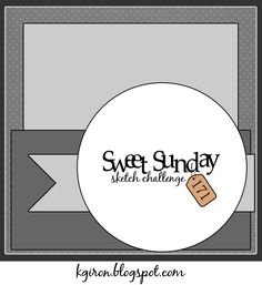 the sweetest thing...: Sweet Sunday Sketch Challenge 171