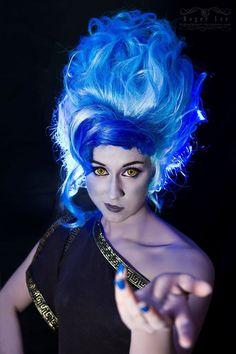 Female Hades Cosplay - November Cosplay