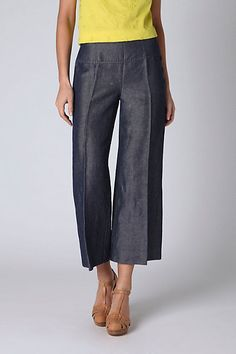 favorite. Hana Culottes #anthropologie