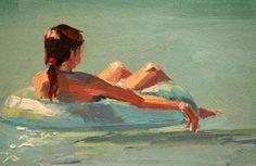 Carol Carmichael Paints: April 2012  4x6