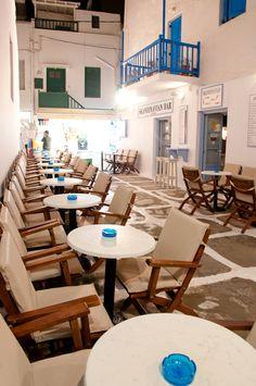 Mykonos, Greece * - Scandanavian Bar