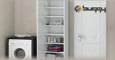 İster banyoda ister mutfakta kullanabileceğiniz Buggy 8 raflı beyaz dolap 139 TL! Tüm Türkiye'ye ÜCRETSİZ kargo hizmeti vardır.