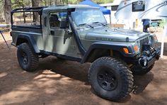 Jeep AEV Brute with Cummins Diesel