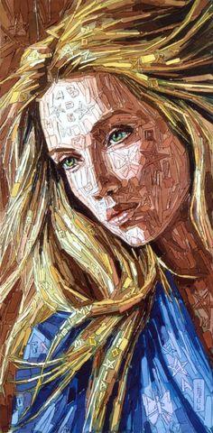 Christian Malto - mosaic