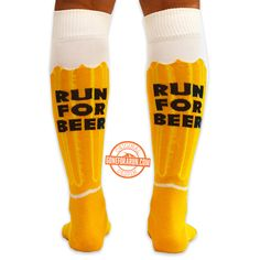 Do you run for beer?