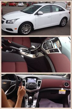 My 2013 eco chevy cruze! Chevrolet Cruze, Can I Drive, Custom Camaro, Car Colors, Cute Cars, Car Shop, Future Car, My Ride, Home