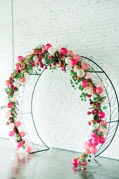 30 Romantic Wedding Balloon Decorations Ideas ❤️ See more: http://www.weddingforward.com/wedding-balloon-decorations/ #wedding