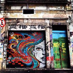 """Vencedores da missão """"A arte que se encontra nas ruas"""" - INSTAGRAM grafite Rio"""