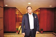 Hero Future Energies CEO Sunil Jain. The firm's plan to set up solar charging stations comes at a time when the 'Bharat Charger' specifications for electric vehicles are being firmed up. Photo: Pradeep Gaur/Mint
