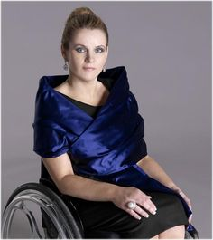 XENI: A Compassionate Company  Clothing designs for women with disabilities  Source: Epoch Times