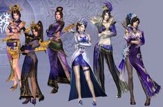 zhen ji - Dynasty Warriors