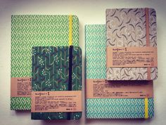 Limited stock of Awagami notebooks available- let me know if you're interested #awagami #awagamipaper #awagamifactory #washi #notebook #stationery #paper#chiyogami #yuzen #pattern #graphic #anczelowitz #book #journal