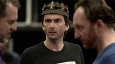 Quintessence of Dust • mizgnomer:   David Tennant - Richard II  From the...