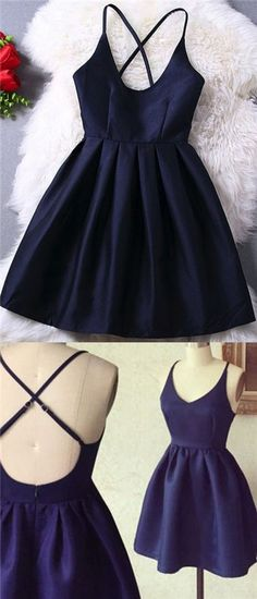 Elegant Prom Dresses, Elegant Navy Blue Homecoming Dress Short Prom Dress Sweet 16 Gowns Modest Evening Gowns For Teens Girls Shop for La Femme prom dresses. Elegant long designer gowns, sexy cocktail dresses, short semi-formal dresses, and party dresses. Navy Blue Homecoming Dress, Simple Homecoming Dresses, Prom Dresses Blue, Dance Dresses, Dress Prom, Semi Formal Dresses For Teens, Dress Formal, Spring Formal Dresses, Sexy Dresses