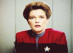 Currently this is a heavily Janeway/Chakotay (Star Trek: Voyager) space. Check my tag cloud for...
