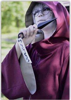 Naruto Best cosplay greatest Kabuto  anime online manga tv streaming legal gratuit